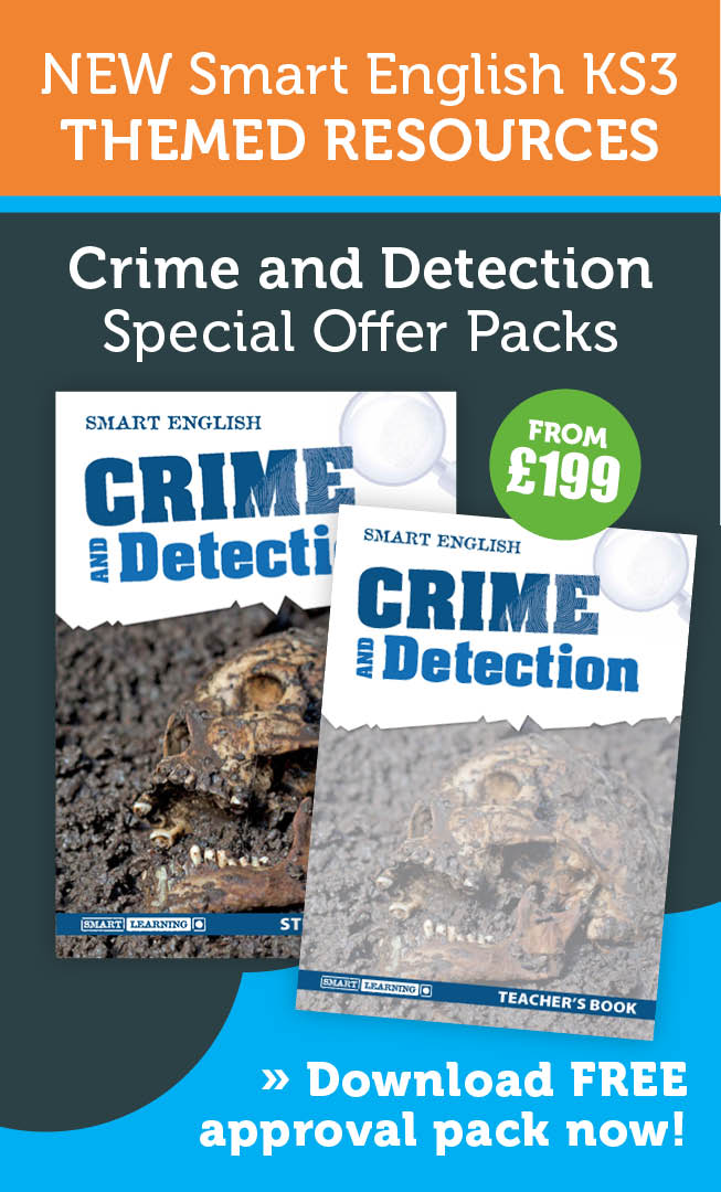 NEW Crime and Detection out now