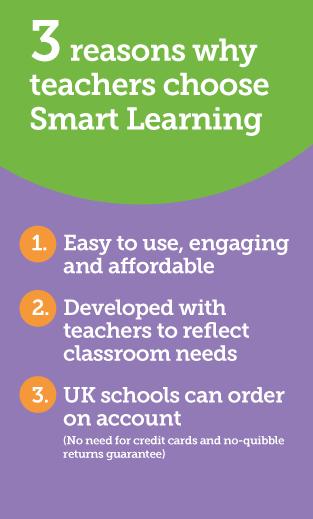 3 reasons why teachers choose Smart Learning