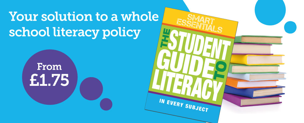 Your solution to the whole school literacy policy