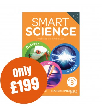 Smart Science Teacher's Handbook (with CD) 1