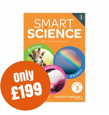 Smart Science Teacher's Handbook with CD 3