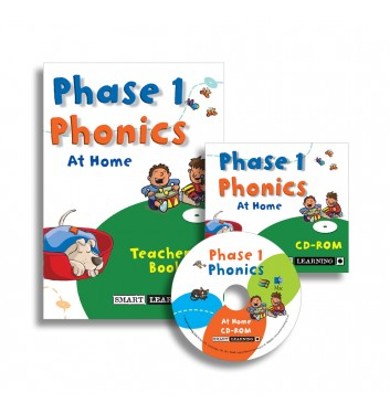 Phase 1 Phonics Disc 1 - At Home