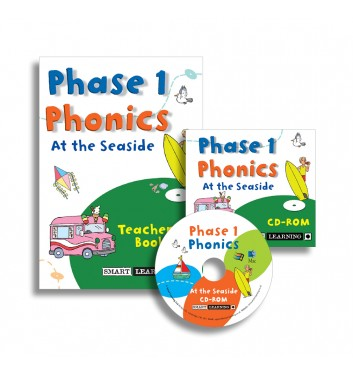 Phase 1 Phonics Disc 3 – At the Seaside
