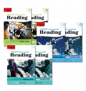 Smart Skills Builder Reading Booster Packs series