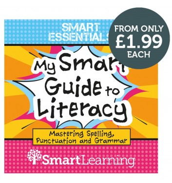 My Smart Guide to Literacy: Mastering Spelling, Punctuation and Grammar