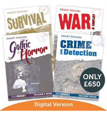 Smart English Special Offer Pack (DIGITAL)