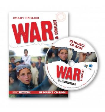 War & Conflict Resource CD-ROM