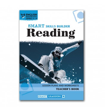 Y8 Reading Booster Teacher's Book