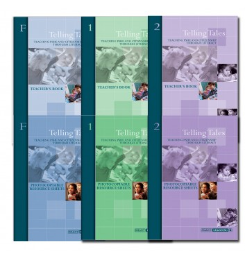 Telling Tales KS1 Offer Pack