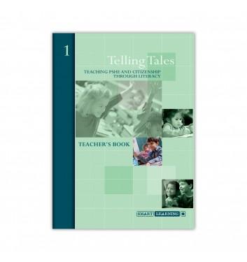 Y1 Telling Tales Teacher's Book