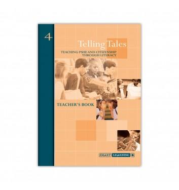 Y4 Telling Tales Teacher's Book