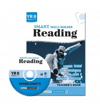 Y8 Reading Teacher's Book