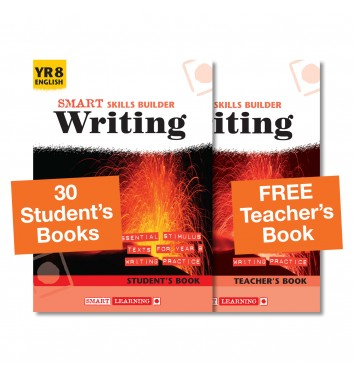 Y8 Writing Special Offer Pack