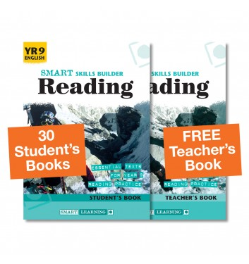 Y9 Reading Special Offer Pack