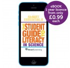 Smart Essentials: The Student Guide to Literacy in Science eBook app (1-year licence)