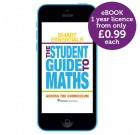 Smart Essentials: The Student Guide to Maths across the Curriculum eBook app (1-year licence)