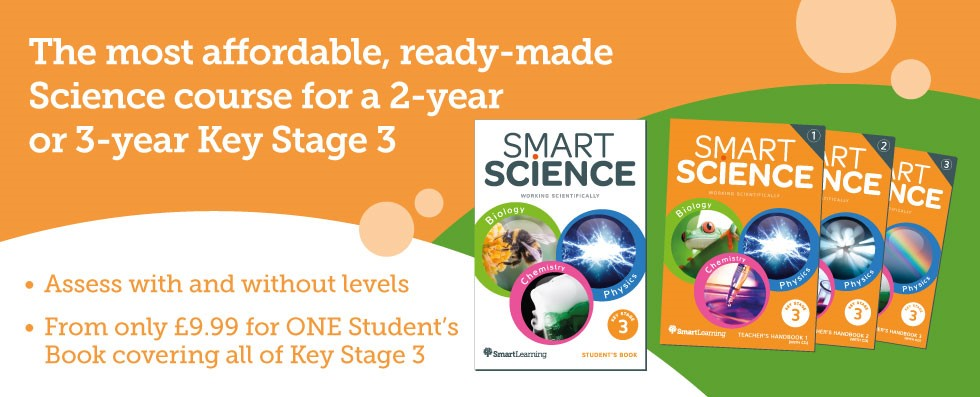 The most affordable, ready-made Science course for a 2-year or 3-year Key Stage 3