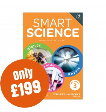 Smart Science Teacher's Handbook (with CD) 2