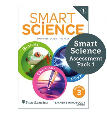 Smart Science Assessment Pack 1