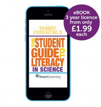 Smart Essentials: The Student Guide to Literacy in Science eBook app (3-year licence)
