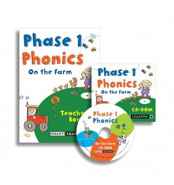 Phase 1 Phonics Disc 2 – On the Farm
