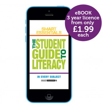 Smart Essentials: The Student Guide to Literacy in Every Subject eBook app (3-year licence)