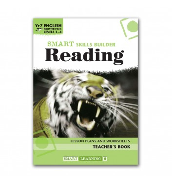 Y7 Reading Booster Teacher's Book
