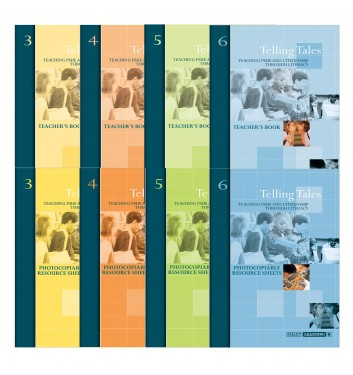 Telling Tales PSHE Key Stage 2 Special Offer Pack