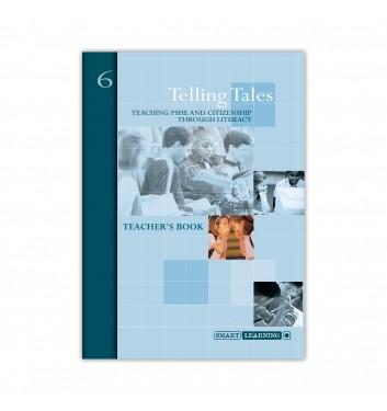 Y6 Telling Tales Teacher's Book