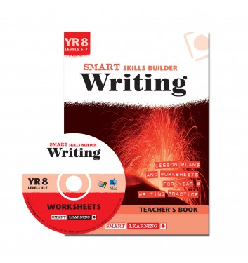 Y8 Writing Teacher''s Book