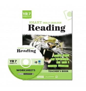 Reading Teacher's Book
