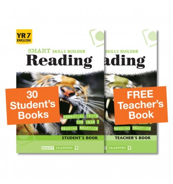 Reading Special Offer Pack