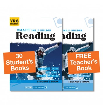 Y8 Reading Special Offer Pack